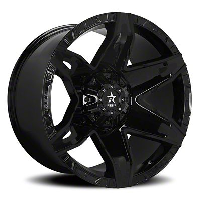 RBP 70R Quantum Gloss Black Wheel - 20x10 (07-18 Jeep Wrangler JK)