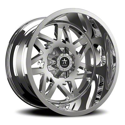 RBP 71R Avenger Chrome Wheel - 20x10 (07-18 Jeep Wrangler JK)