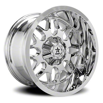 RBP 73R Atomic Chrome Wheel - 20x9 (07-18 Jeep Wrangler JK)