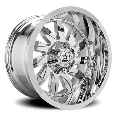 RBP 74R Silencer Chrome Wheel - 20x10 (07-18 Jeep Wrangler JK)