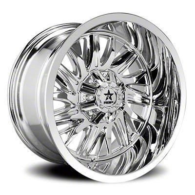 RBP 75R Batallion Chrome Wheel - 20x9 (07-18 Jeep Wrangler JK)