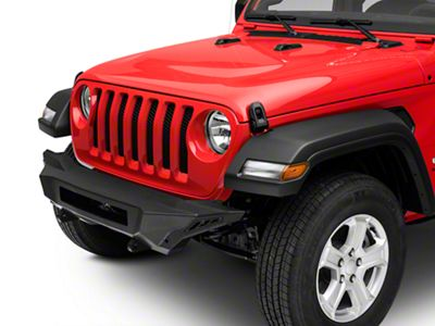 Addictive Desert Designs Stealth Fighter Front Bumper (18-19 Jeep Wrangler JL)