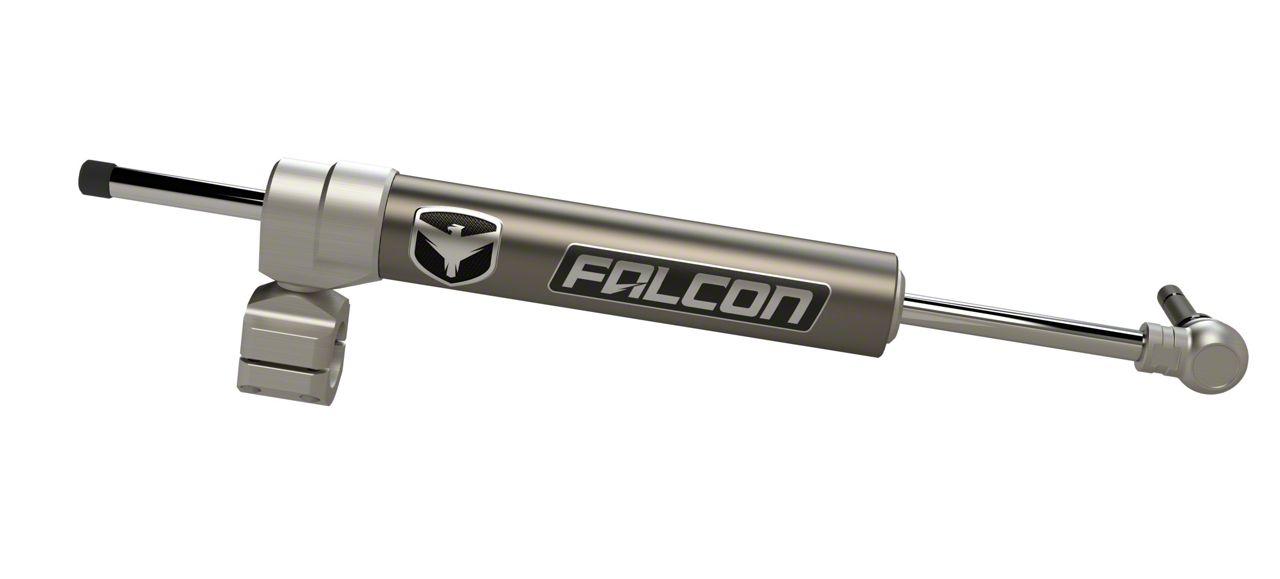 Teraflex Falcon Nexus EF 2.1 Steering Stabilizer Stabilizer - HD 1-5/8 in. Tie Rod - Right Hand Drive (07-18 Jeep Wrangler JK)