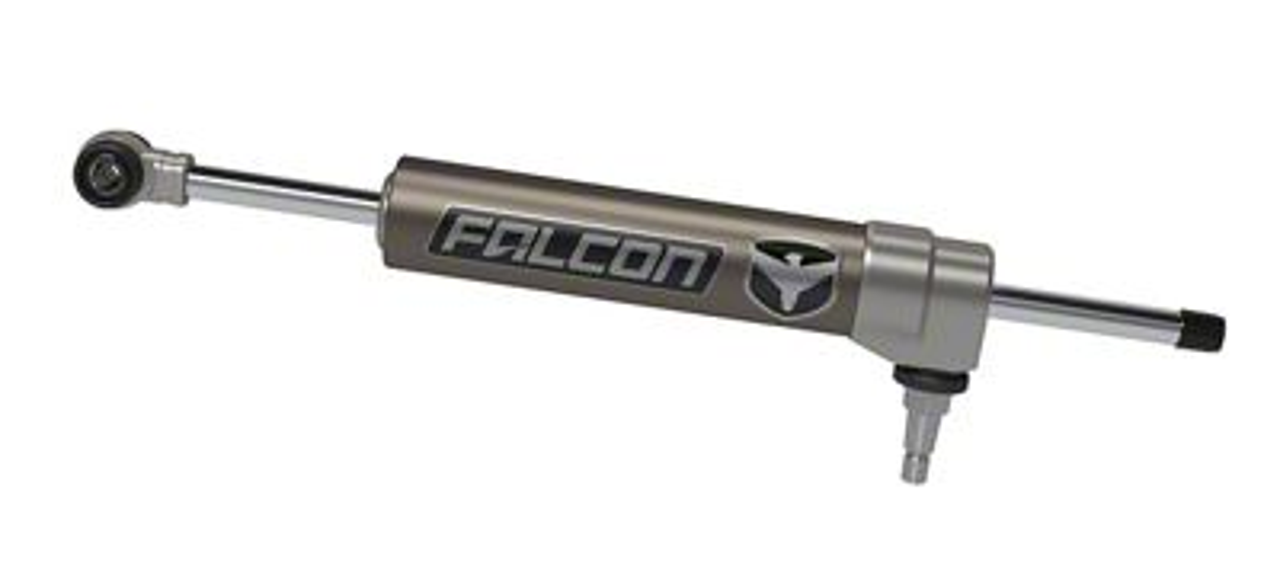 Teraflex Falcon Nexus EF 2.1 Steering Stabilizer (97-06 Jeep Wrangler TJ)