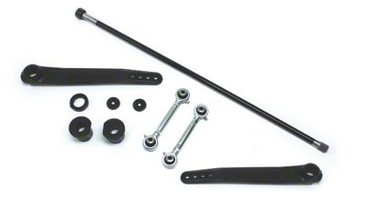Teraflex Trail-Rate Forged S/T Front Sway Bar Kit for 4-6 in. Lift (97-06 Jeep Wrangler TJ)