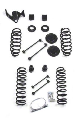 Teraflex 3 in. Base Lift Kit - Right Hand Drive (07-18 Jeep Wrangler JK 2 Door)