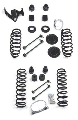 Teraflex 4 in. Base Lift Kit - Right Hand Drive (07-18 Jeep Wrangler JK 2 Door)