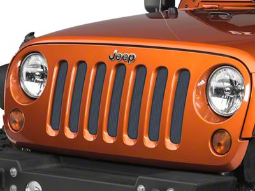 Under the Sun Grille Insert - Rhino (07-18 Jeep Wrangler JK)