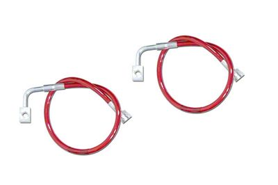 Clayton Off-Road Front or Rear Brake Lines (07-18 Jeep Wrangler JK)
