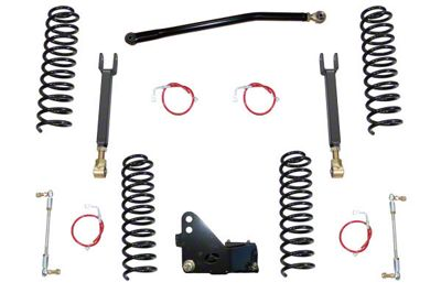 Clayton Off-Road 3.5 in. Entry Level Lift Kit (07-18 Jeep Wrangler JK 4 Door)