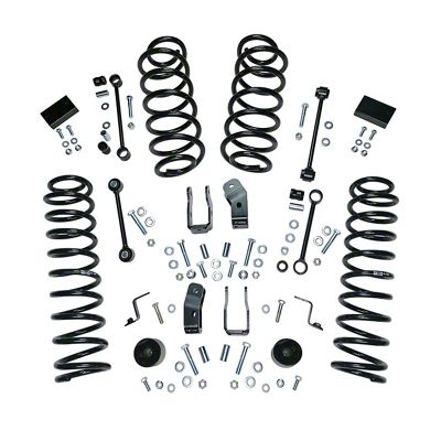 SuperLift 2.5 in. Suspension Lift Kit (18-19 Jeep Wrangler JL 4 Door)