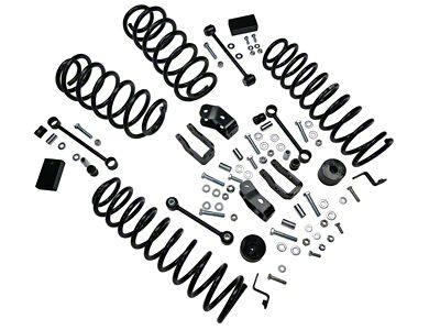 SuperLift 2.5 in. Suspension Lift Kit w/ Fox Shocks (18-19 Jeep Wrangler JL 4 Door)