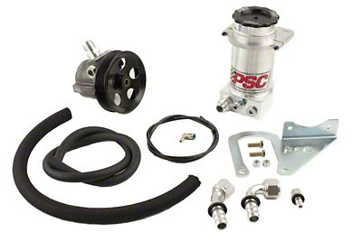 PSC Motorsports High Volume Power Steering Pump (90-94 4.0L Jeep Wrangler YJ)