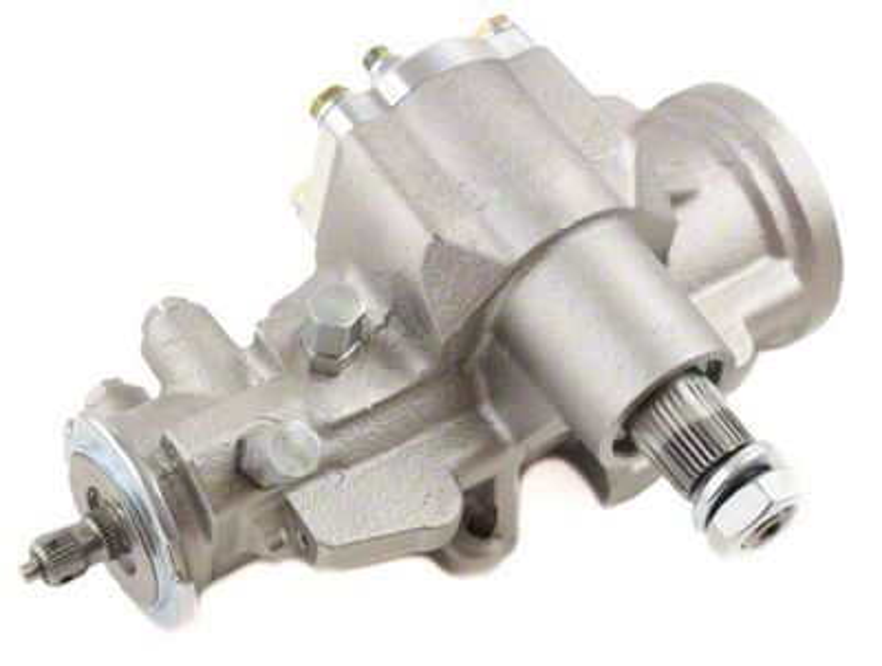 PSC Motorsports Big Bore XD Steering Gear Conversion w/ Cylinder Assist Ports (03-06 Jeep Wrangler TJ)