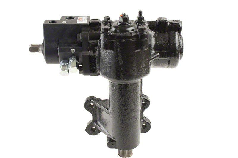 PSC Motorsports Cylinder Assist Steering Gearbox (07-18 Jeep Wrangler JK 2 Door)