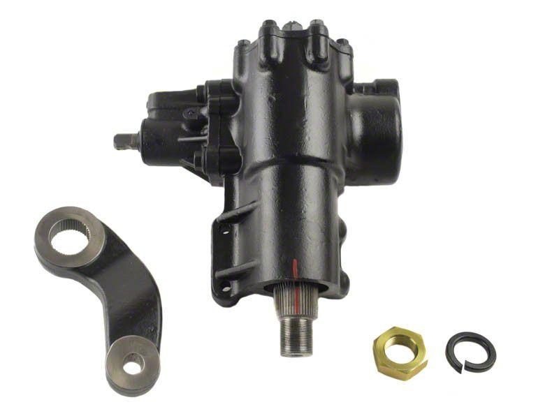 PSC Motorsports BIG BORE XD Steering Gearbox (07-18 Jeep Wrangler JK)