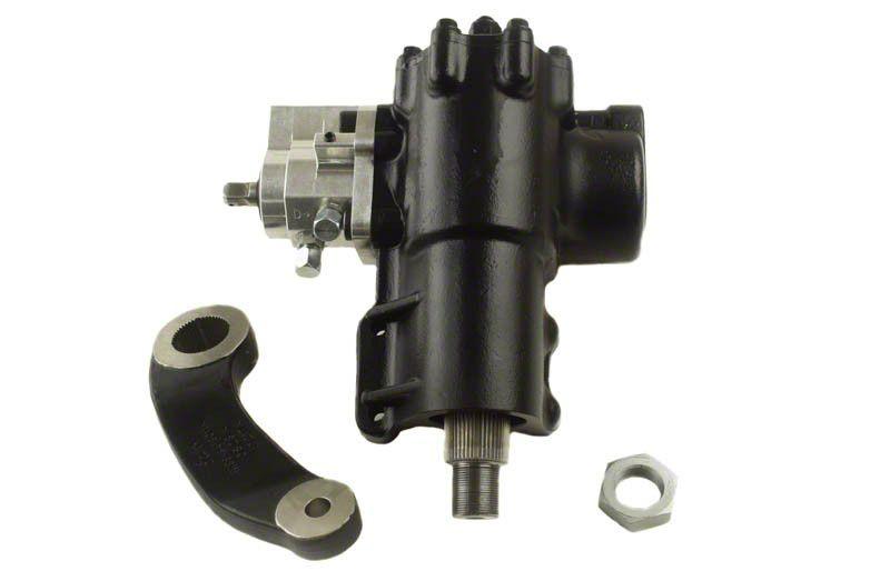PSC Motorsports BIG BORE XDII Cylinder Assist Steering Gearbox (07-18 Jeep Wrangler JK)