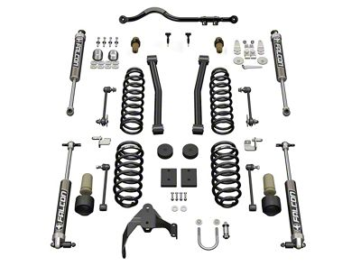 Teraflex 2.5 in. Sport S/T2 Suspension Lift Kit w/ 2.1 Falcon Shocks (07-18 Jeep Wrangler JK 2 Door)