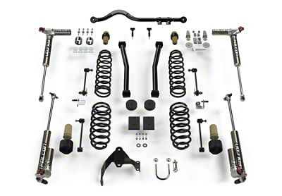 Teraflex 2.5 in. Sport S/T2 Suspension Lift Kit w/ 3.3 Falcon Shocks (07-18 Jeep Wrangler JK 4 Door)