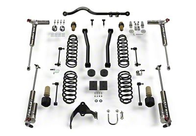 Teraflex 2.5 in. Sport S/T2 Suspension Lift Kit w/ 3.3 Falcon Shocks (07-18 Jeep Wrangler JK 2 Door)