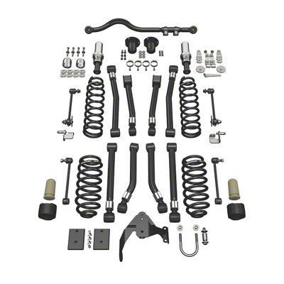Teraflex 3 in. Alpine CT3 Suspension Lift Kit (07-18 Jeep Wrangler JK 4 Door)