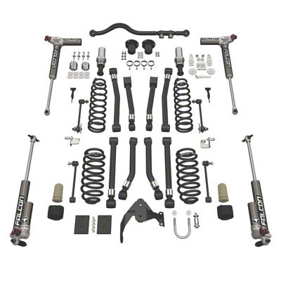 Teraflex 3 in. Alpine CT3 Suspension Lift Kit w/ 3.3 Falcon Shocks (07-18 Jeep Wrangler JK 4 Door)