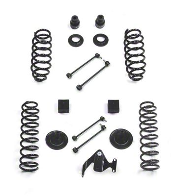Teraflex 3 in. Base Suspension Lift Kit (07-18 Jeep Wrangler JK 4 Door)