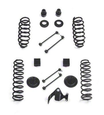 Teraflex 3 in. Base Suspension Lift Kit (07-18 Jeep Wrangler JK 2 Door)