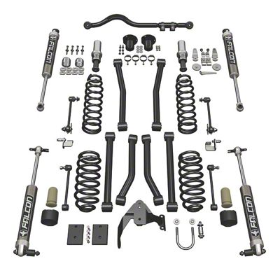 Teraflex 3 in. Sport S/T3 Suspension Lift Kit w/ 2.1 Falcon Shocks (07-18 Jeep Wrangler JK 4 Door)