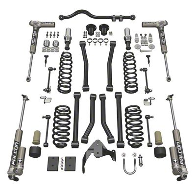 Teraflex 3 in. Sport S/T3 Suspension Lift Kit w/ 3.1 Falcon Shocks (07-18 Jeep Wrangler JK 4 Door)