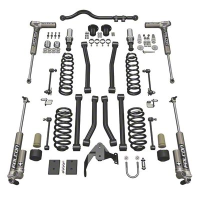 Teraflex 3 in. Sport S/T3 Suspension Lift Kit w/ 3.1 Falcon Shocks (07-18 Jeep Wrangler JK 2 Door)