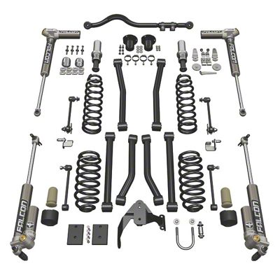 Teraflex 3 in. Sport S/T3 Suspension Lift Kit w/ 3.2 Falcon Shocks (07-18 Jeep Wrangler JK 4 Door)