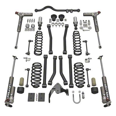 Teraflex 3 in. Sport S/T3 Suspension Lift Kit w/ 3.3 Falcon Shocks (07-18 Jeep Wrangler JK 2 Door)