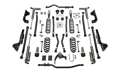 Teraflex 4 in. Alpine CT4 Suspension Lift Kit w/ 3.3 Falcon Shocks (07-18 Jeep Wrangler JK 2 Door)