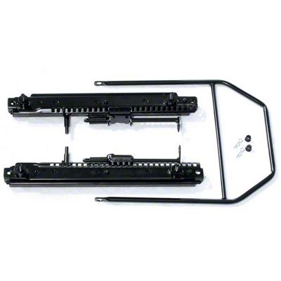 Rugged Ridge Front Replacement Seat Slider Kit (87-95 Jeep Wrangler YJ)