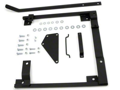Rugged Ridge Front Seat Adapter Right Side (97-02 Jeep Wrangler TJ)