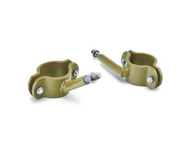 Steinjager High Lift Jack Roll Bar Mount - Military Beige (04-06 Jeep Wrangler TJ Unlimited)