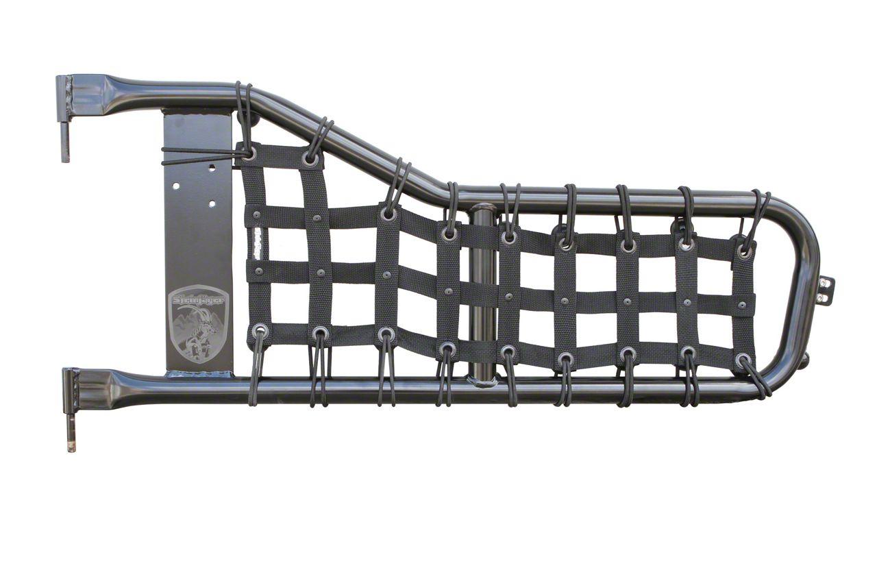 Steinjager Limb Riser Kit Mounting Kit (07-18 Jeep Wrangler JK)