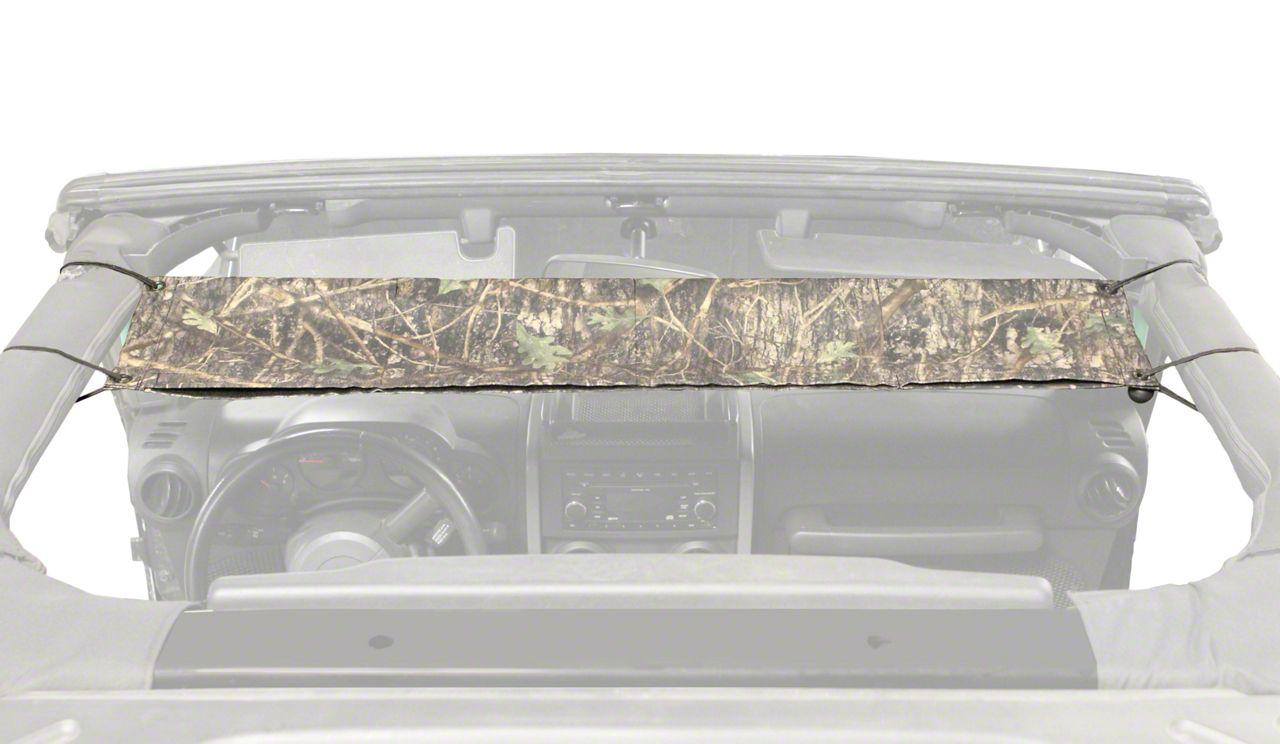 Steinjager Overhead Pocket - Camo (07-18 Jeep Wrangler JK)