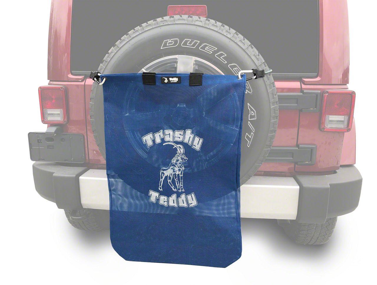Steinjager Trashy Teddy - Blue (07-18 Jeep Wrangler JK)