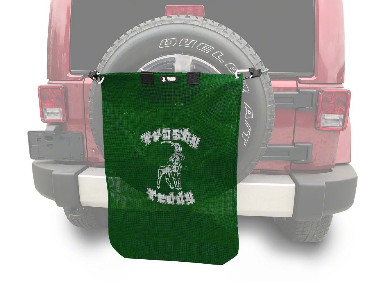 Steinjager Trashy Teddy - Dark Green (07-18 Jeep Wrangler JK)