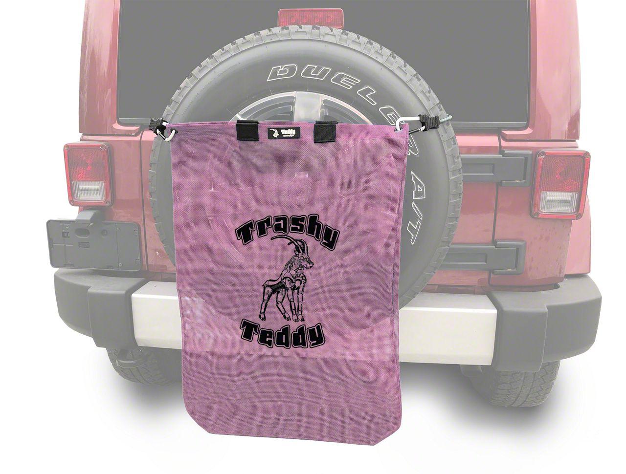 Steinjager Trashy Teddy - Mauve (07-18 Jeep Wrangler JK)