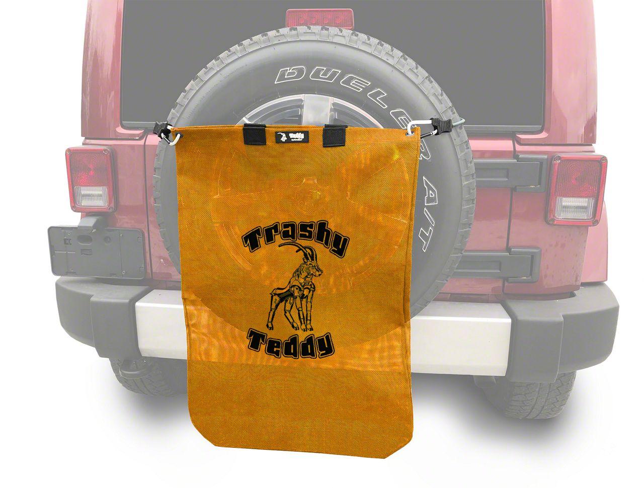 Steinjager Trashy Teddy - Orange (07-18 Jeep Wrangler JK)