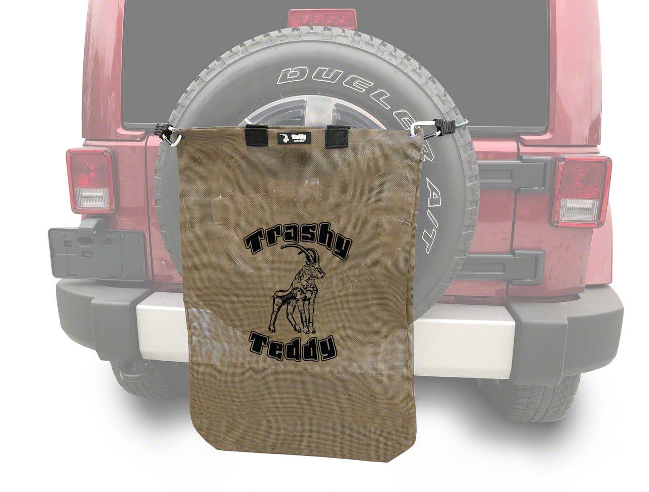 Steinjager Trashy Teddy - Tan (07-18 Jeep Wrangler JK)