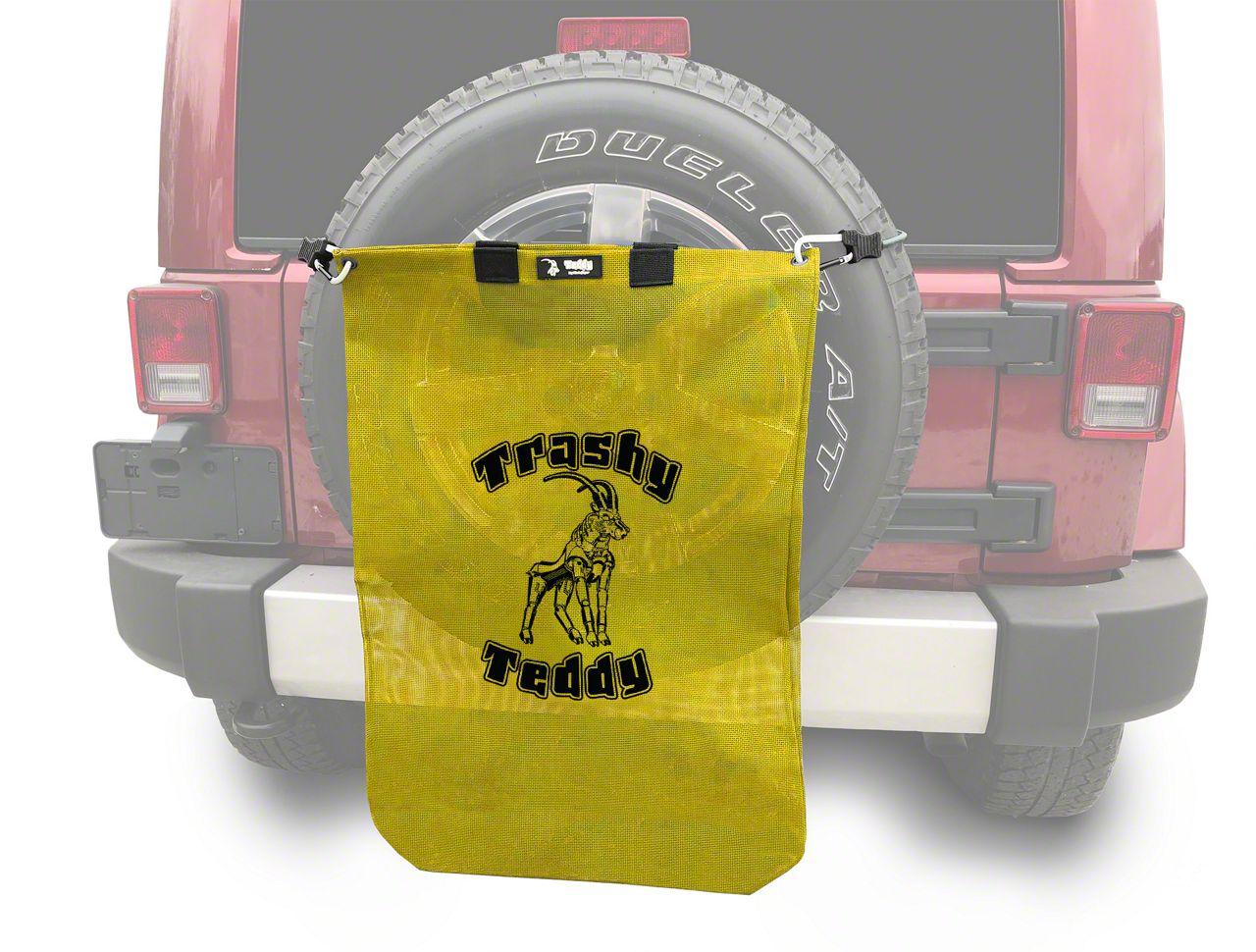 Steinjager Trashy Teddy - Yellow (07-18 Jeep Wrangler JK)