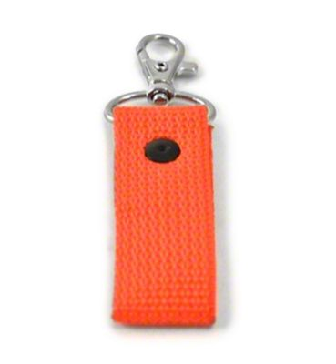 Steinjager Zipper Pull - Orange (07-18 Jeep Wrangler JK)