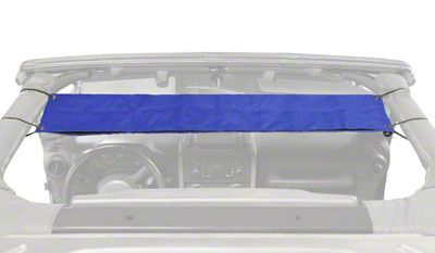 Steinjager Overhead Pocket - Royal Blue (97-06 Jeep Wrangler TJ)