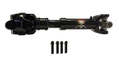 Adams Driveshaft Heavy Duty Rear 1310 CV Greaseable Driveshaft (97-06 Jeep Wrangler TJ, Excluding Unlimited)