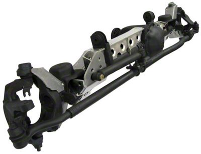 Artec Industries Dana 30 Front Axle Armor Kit for Factory Trackbar Bracket Height (07-18 Jeep Wrangler JK, Excluding Rubicon)