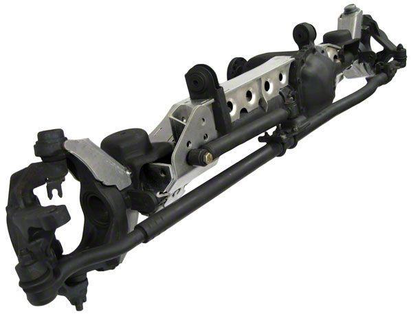 Artec Industries Dana 44 Front Axle Armor Kit for Factory Trackbar Bracket Height (07-18 Jeep Wrangler JK Rubicon)